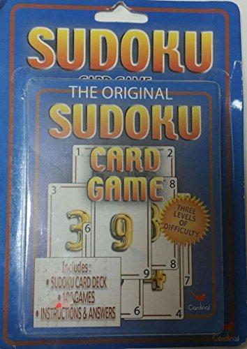 Re:creation Group Plc Juego de Cartas Sudoku