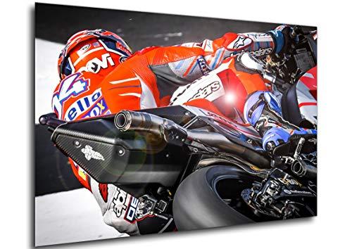 ort - Moto GP - Andrea Dovizioso Variant 3 A3 42x30 ()