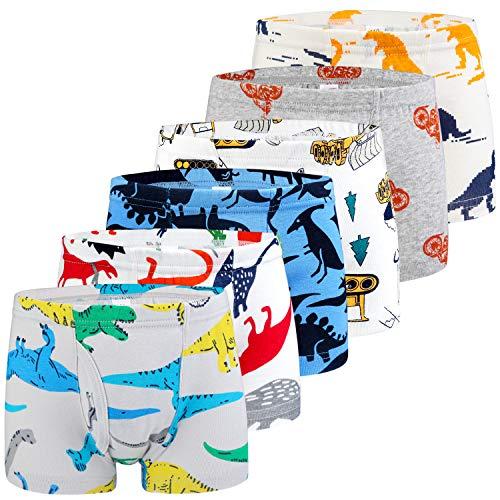 Auranso Boys Underwear, Dinosaur...