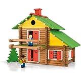 JeuJura 8004 - Juego de construcción de madera (175 piezas)