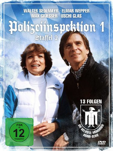 Polizeiinspektion 1 - Staffel 02 [3 DVDs]