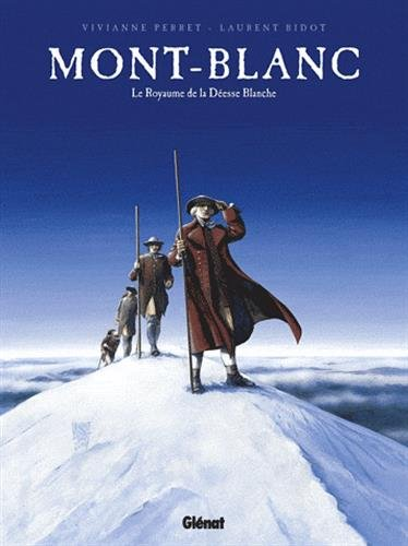 Mont-Blanc par Vivianne Perret