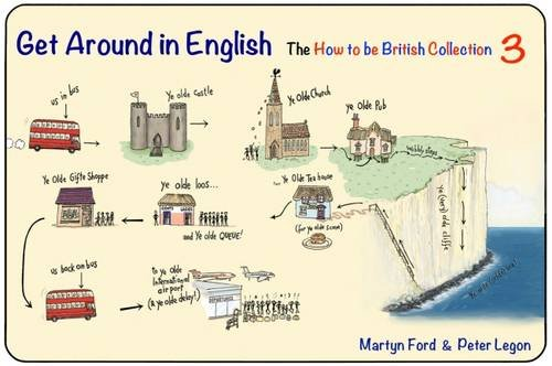 Get Around in English: The How to be British Collection 3 por Martyn Alexander Ford