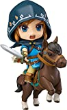 Good Smile Company Nendoroid Link Zelda Breath of the Wild Ver DX Edition Figurine