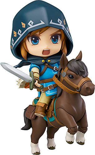 Good Smile Company Nendoroid Link Zelda Breath of the Wild Ver DX Edition Figur
