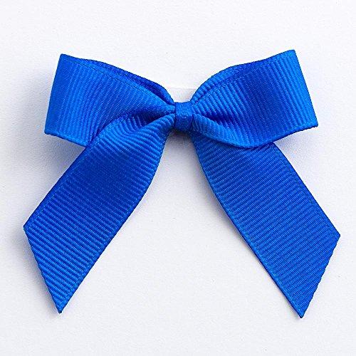 5cm Schleifen Grosgrain (selbstklebend)-12Pack-Royal Blau