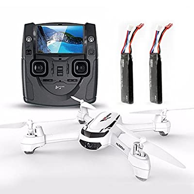 Hubsan X4 H502S 5.8G FPV GPS Altitude Mode RC Quadcopter 720P HD Camera RTF UFO