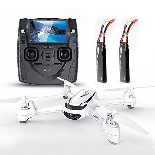 Hubsan H502S X4 Drohne GPS 720P Kamera 5.8 Ghz FPV 2.4 Ghz RC Quadcopter Mit 2 Batterien Für Drohne