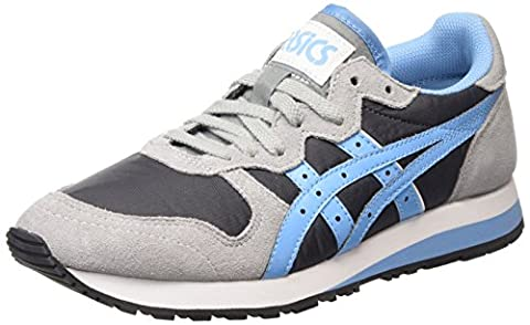 ASICS Oc Runner, Unisex-Erwachsene Sneakers, Grau (dark Grey/light Blue 1641), 39 EU