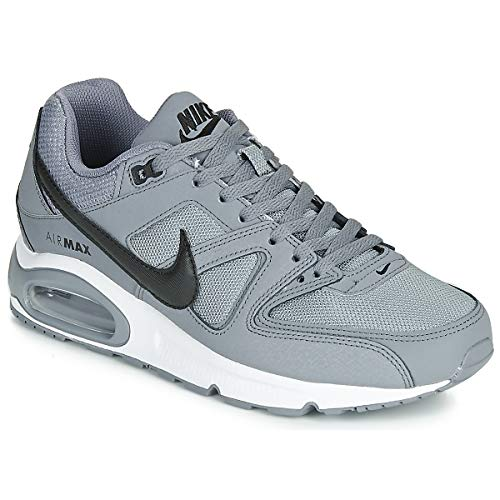 Nike Herren AIR MAX Command Laufschuhe, Grau (Cool Grey/Black/White 012), 48 1/2 EU