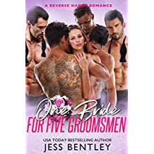One Bride for Five Groomsmen: A Reverse Harem Romance (English Edition)