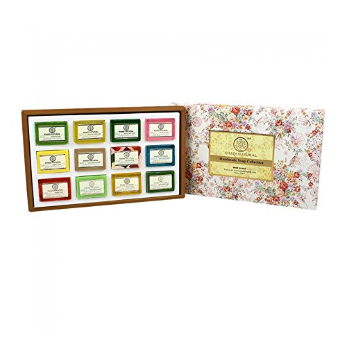 Royal Khadi Distributors Khadi Naturals Handmade Soap Collection Kit