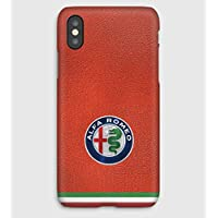 Leather & Alfa Romeo cover iPhon