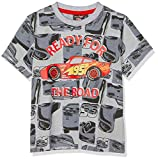 Disney Cars 5333 T-Shirt, Grigio Gris, 4 Anni Bambino