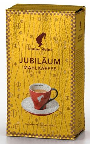 Julius Meinl Jubiläum, gemahlen - 500gr - 6x