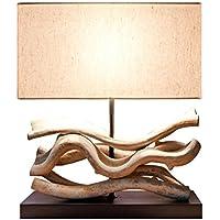 Amazon Fr Lampe Bois Flotte Luminaires Eclairage