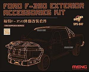 MENG-Model 9115901/Ordenador de 24Piezas Ford F de 350Maqueta de
