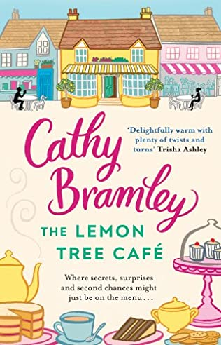 book cover of The Lemon Tree Cafe