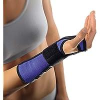 BORT Arm- und Handgelenkschiene links/blau preisvergleich bei billige-tabletten.eu