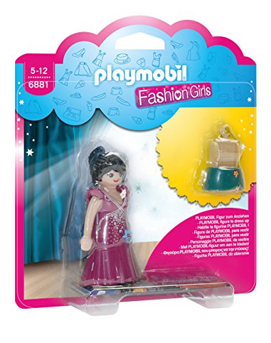 Playmobil Tienda Moda- Party Fashion Girl