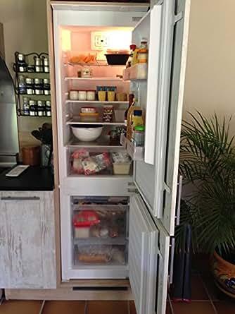 Whirlpool ART 6510/A+ SF Intégré 275L A+ Acier inoxydable - réfrigérateurs-congélateurs (Intégré, Acier inoxydable, Droite, 275 L, 277 L, SN-T)