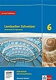 Lambacher Schweizer Mathematik 6. Ausgabe Schleswig-Holstein: Arbeitsheft plus Lösungsheft und Lernsoftware Klasse 6 (Lambacher Schweizer Mathematik. Ausgabe für Schleswig-Holstein ab 2018)