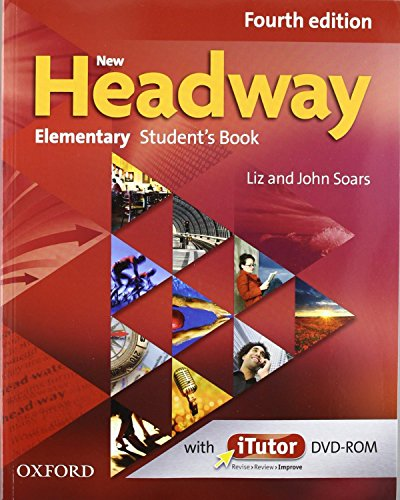New Headway 4th Edition Elementary. Student's Book + Workbook with Key Pack (New Headway Fourth Edition)
