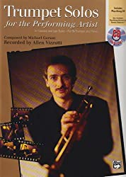 Trumpet Solos for the Performing Artist: Piano Part