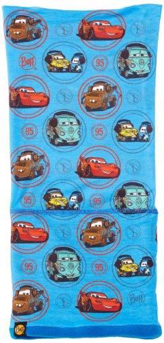 Buff Kinder Multifunktionstuch Polar Junior Cars, Carstream/Harbor, One Size, 104876