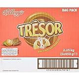 Kellogg's Céréales Trésor Chocolat Noisette 5 x 450 g