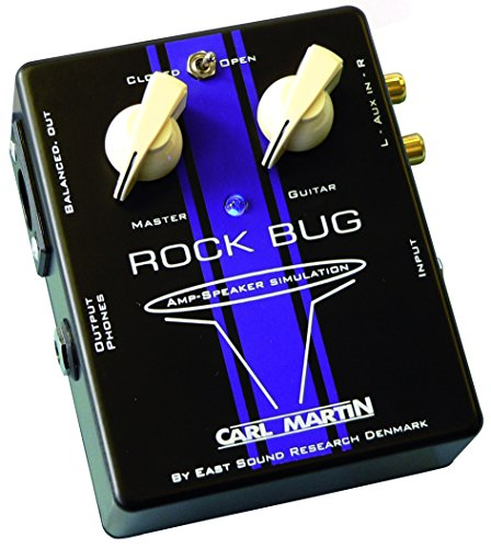 Carl Martin Rock Bug CM-RB Effektpedal
