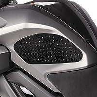 Adhesivo Lateral De Tanque Suzuki GSX-R 1000 Motea Grip M negro