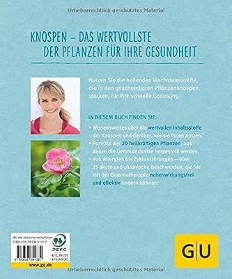 Gemmotherapie: Die neue Pflanzenmedizin (GU Ratgeber Gesundheit)