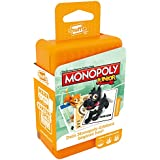 ASS Altenburger 22502779 - juego de cartas aleatoria Monopoly junior