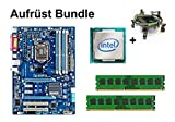 Aufrüst Bundle - Gigabyte P67-DS3-B3 + Intel Core i7-3770K + 4GB RAM