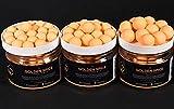 Cc Moore Goldene Spice Boilies Pop Up 14 mm Boilies Ausrüstung Angeln 90277
