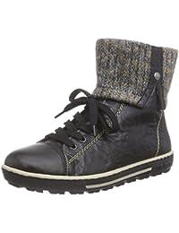 Rieker Z8753 Damen Hohe Sneakers