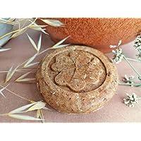 Champú sólido anticaspa artesanal y ecólogico - 100% natural y vegano
