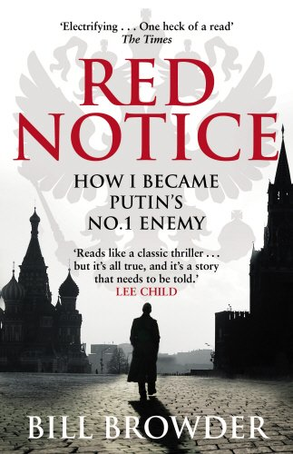Red Notice (Corgi Books)