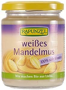 Rapunzel Mandelmus weiß, 1er Pack (1 x 250 g) - Bio