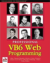 PROFESSIONAL VB6 WEB PROGRAMMING