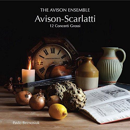 12 Concerti Grossi After Scarlatti