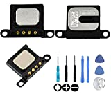 iDigital Hörmuschel für iPhone 6/6 Plus Hörer Ohrmuschel Lautsprecher Earphone Earpiece ✅ Gratis Werkzeug für einfachere Installation