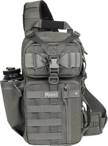 Maxpedition Gearslinger Sitka, 10 liters foliage green