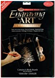 Royal & Langnickel Engraving Art Copper 8 x 10 inch Blank Board (Pack of 6)