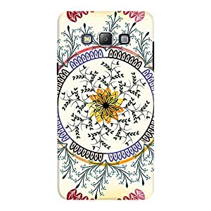 DailyObjects So Flirty Mandala Case For Samsung Galaxy A7