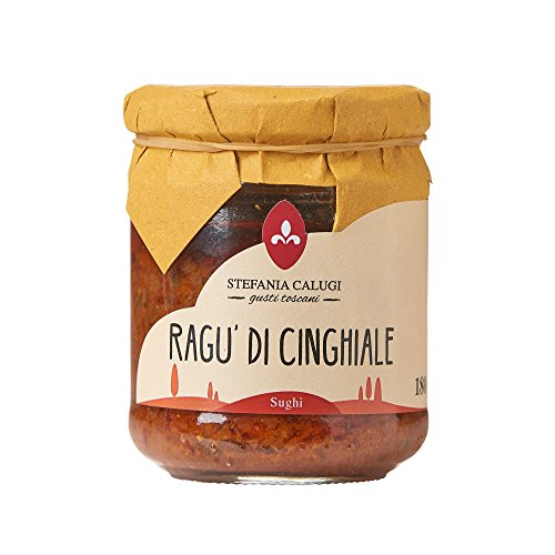 Calugi Ragù di Cinghiale - 180 gr