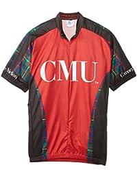 ffe256dd2 Adrenaline Promotions NCAA Carnegie Mellon Scotties Cycling Jersey