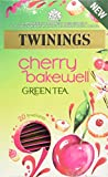 Best Twinings green tea - Twinings Cherry Bakewell Green Tea Review