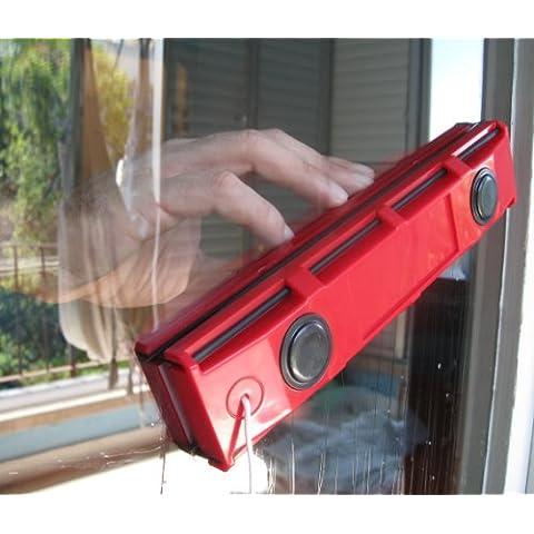 La Vela S-1magnético de ventana limpiador para sola Glazed Windows